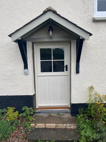 Wooden Stable Doors Devon