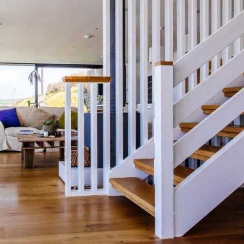 Bespoke Modern Stairs Devon