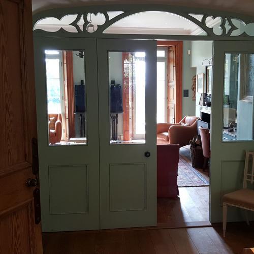 Victorian Internal Wooden Doors