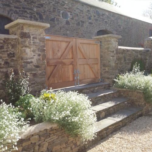 Oak Gates Devon