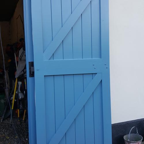 Framed Ledged & Braced Door