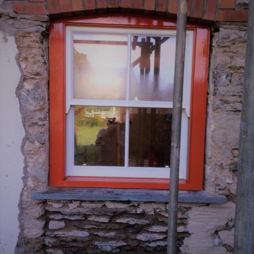 Sliding Sash Window Devon