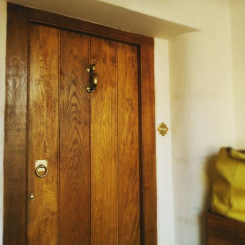 Oak Front Door Devon