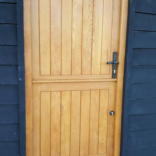 Oak Stable Door Devon