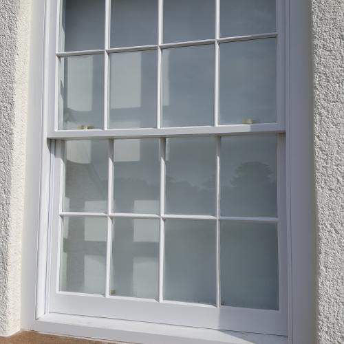 Traditional Sash Windows Devon