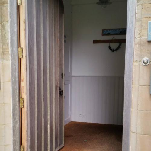 Solid Oak Door Devon