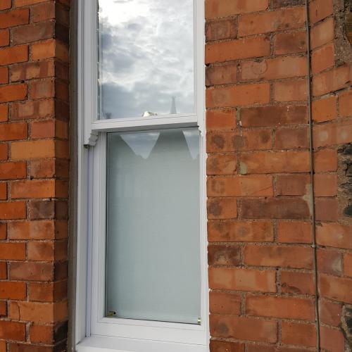 Victorian Cottage Window