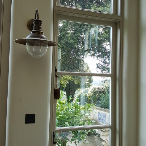 Bespoke Window Made in Devon