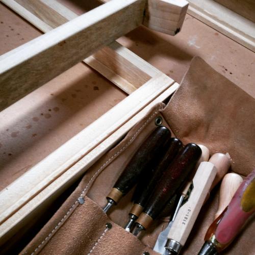 sliding sash and tools