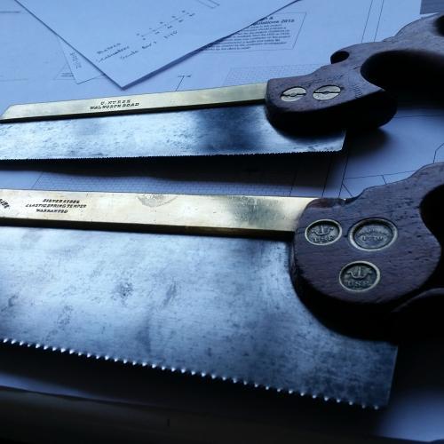 Vintage Handsaws