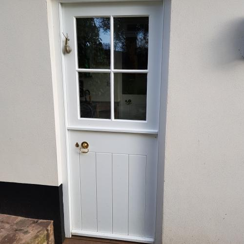 Stable doors for houses in devon