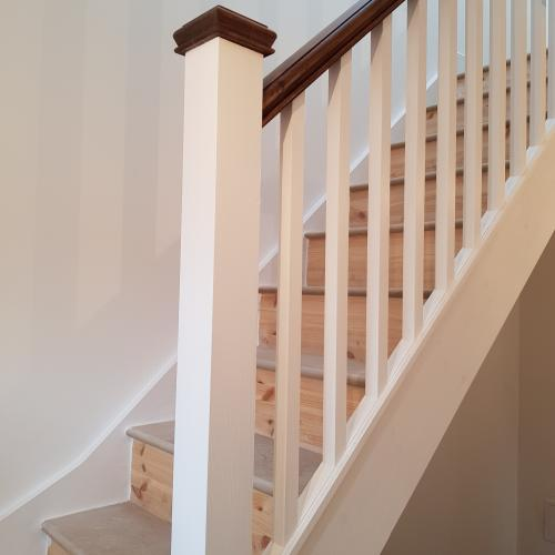 Staircases made in Devon