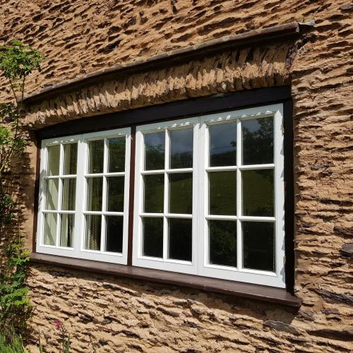 Solid Hardwood Windows West Somerset