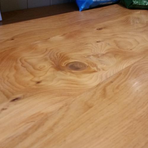 Custom Made Wood Worktops Devon