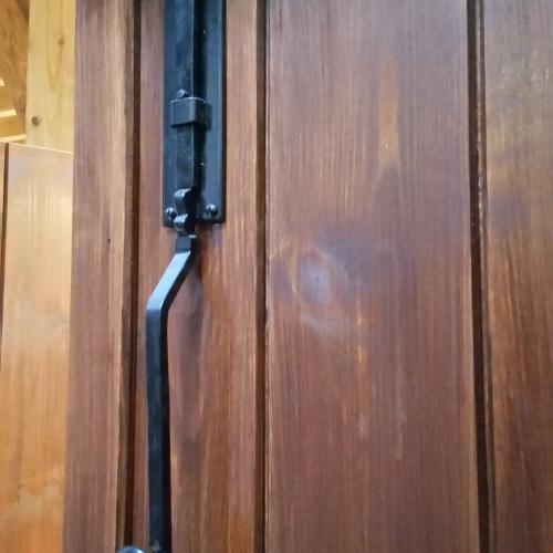 Heavy Duty Wooden Doors Devon